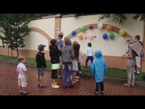 """Детский праздник - квест """"Путешествие по странам мира"""""""