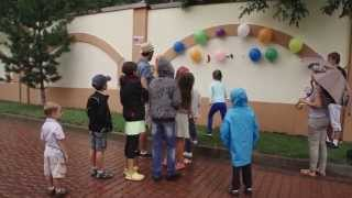 видео Квест для детей на день рождения