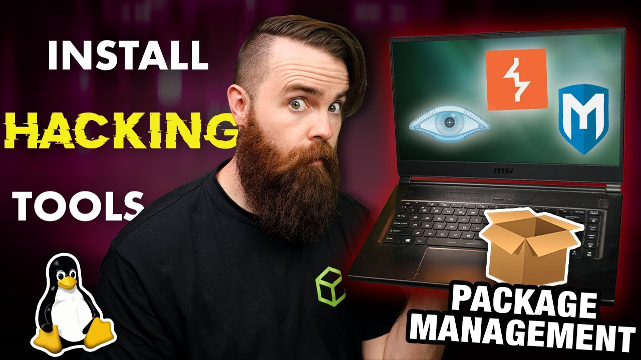 apt, dpkg, git, Python PiP (Linux Package Management) // Linux for Hackers // EP 5