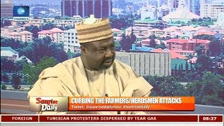 Benue Killings: Nazifi Questions Internal Security Mechanism,Calls For Prosecution Pt.1