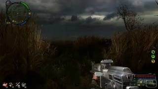 S.T.A.L.K.E.R. Call of Pripyat PC Games Gameplay - Looking