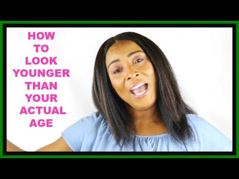 HOW TO LOOK YOUNGER THAN YOUR ACTUAL AGE | SUNDAY CHIT CHAT WITH Khichi Beauty