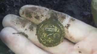 WWII Relic Hunting & Metal Detecting WW2 Kriegsmarine Treasures Eastern Front Sondeln
