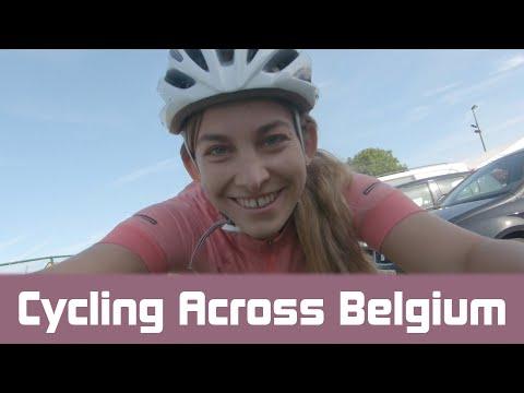 Cycling across Belgium - Weekend Trip - GoPro Hero 7 Black