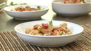 Chicken Recipes - How To Make Panang Curry With Chicken
