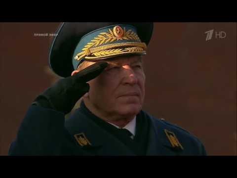 Russian Anthem - 2015 Memorial of