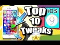 TOP 10 CYDIA TWEAKS for iOS 9.2 - 9.3.3 of ALL TIME (iPhone, iPad, and iPod Touch) PanGu Jailbreak