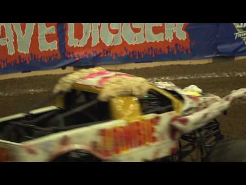 Monster Jam Albuquerque Highlights - Triple Threat Series West presented by AMSOIL - Feb 17-19, 2017