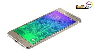 Обзор Samsung Galaxy Alpha: тонкий, стильный и очень быстрый Android-смартфон