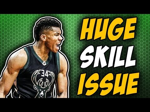 The BIG Problem With Giannis Antetokounmpo
