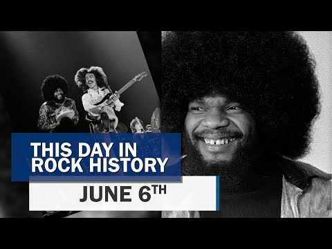 This Day in Rock History: June 6
