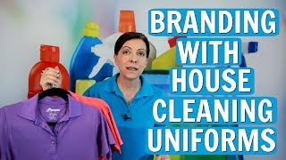 Brand Your Cleaning Busİness With Your Uniform ⭐⭐⭐⭐⭐