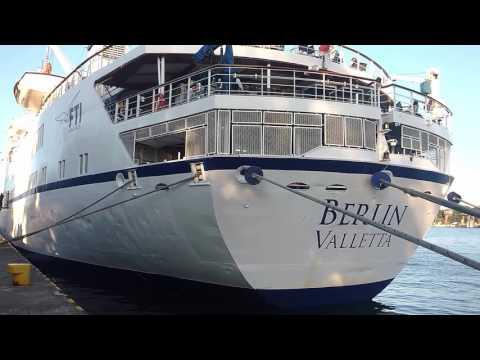 MS/BERLIN FTI Świnoujście