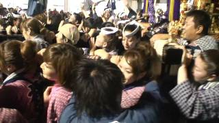 2009年8月4日・5日に女神輿がありました。今年のゲストは地井武...