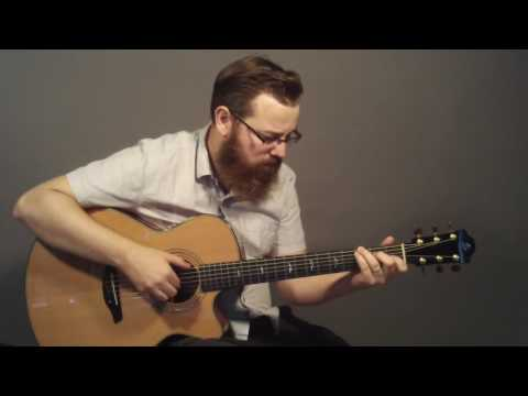 Our God is Greater Fingerstyle Guitar by Lance Allen