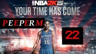NBA 2K15 - My Career - Jogadas #2