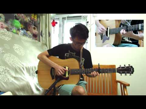 Signal (Twice) - fingerstyle guitar cover (with tab)
