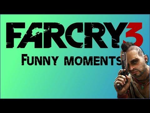 Fail Cry 3 | Far Cry 3 Funny Moments #1