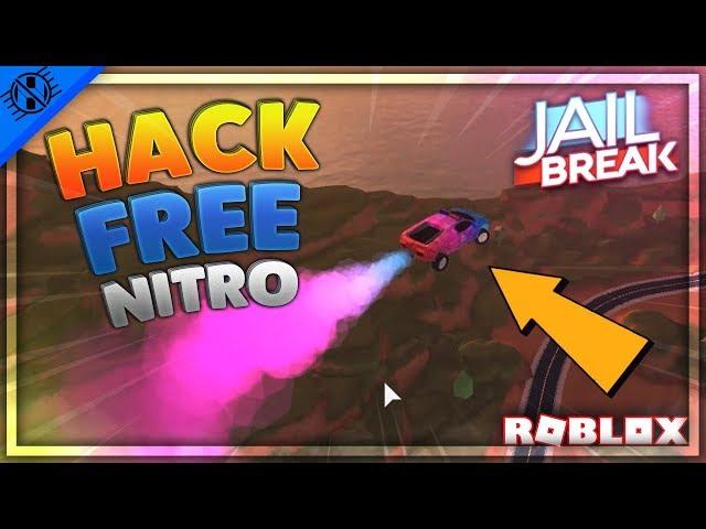 Roblox Jailbreak Hướng Dẩn Hack Free Nitro Rocket Fuel H3g