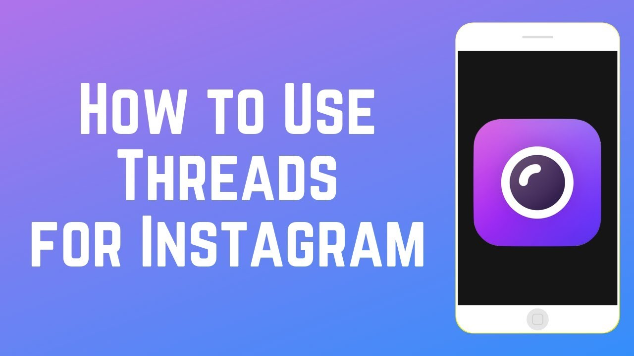 How To Use Threads For Instagram Messaging For Ig Close Friends Youtube