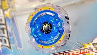 Deep Caynox C3 .4F.Br (Deep Chaos) Unboxing & Review! - Beyblade Burst Evolution