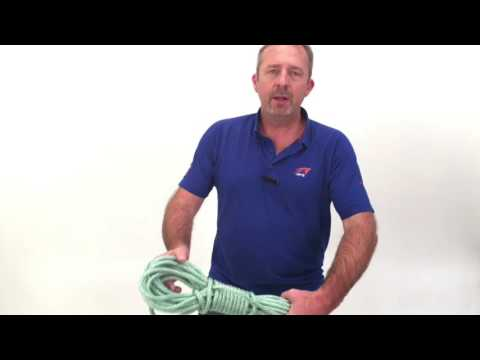 How to Coil & Stow Braided Lines & Rope | Expert Advice