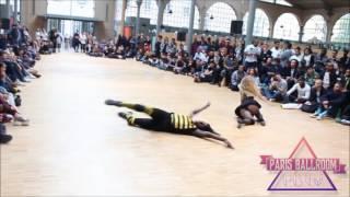 Tatiana Zorra (win) vs Ultra Omni @ baby vogue battle вог баттл