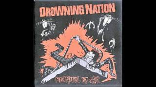 DROWNING NATION - Mouthful of Shit EP