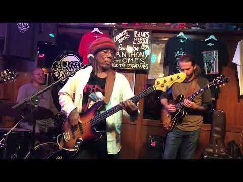 Late Night Monday Blues Jam At The Maui Sugar Mill.February 11th  2019