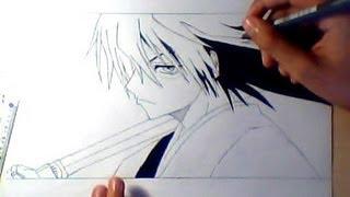 Drawing Nura Rikuo