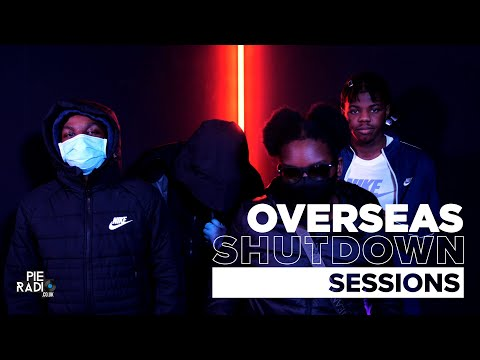 Overseas #ShutdownSessions Freestyle
