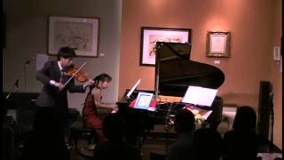 Schumann Romance No.2, Op.94 for Violin & Piano
