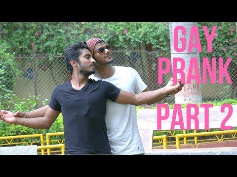Gay Prank - Part 2   Pranks In India   Indian Cabbie thumbnail