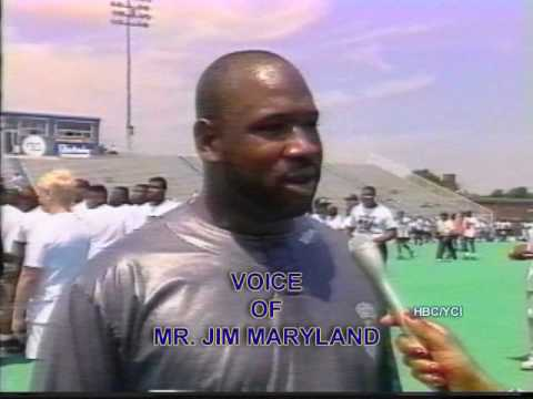 "MR.  MARYLAND COMMENTS ON PASSING OF ""CORTEZ KENNEDY"""