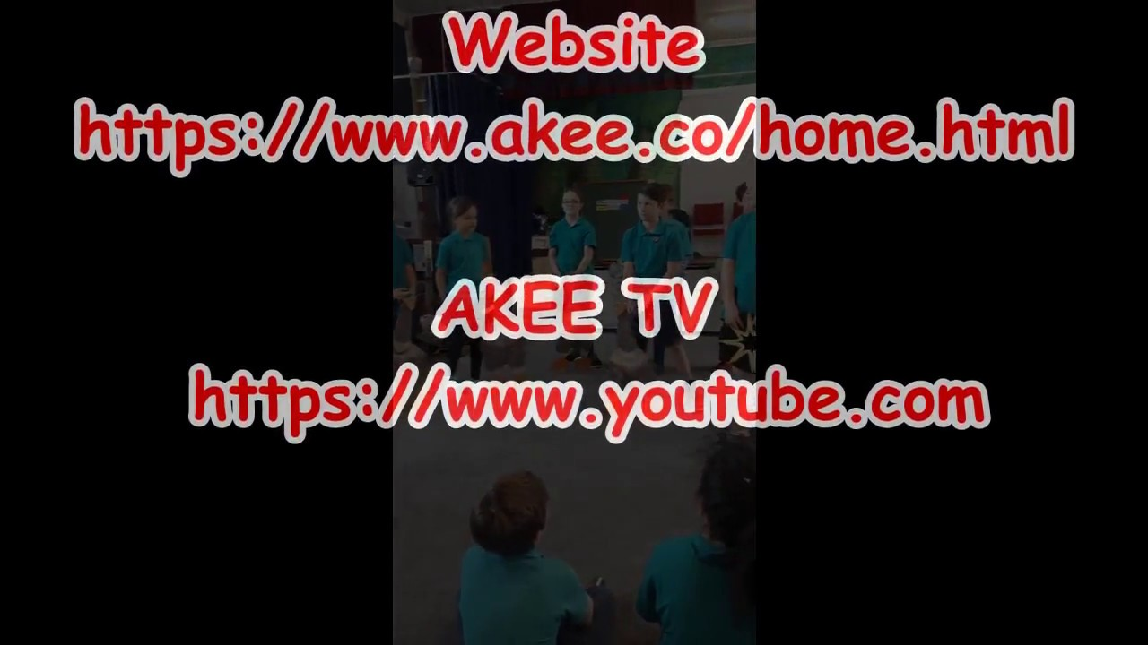 AKEE TV - Puppetry Workshop at Kaikoura Primary  - 13 SEPT 2018