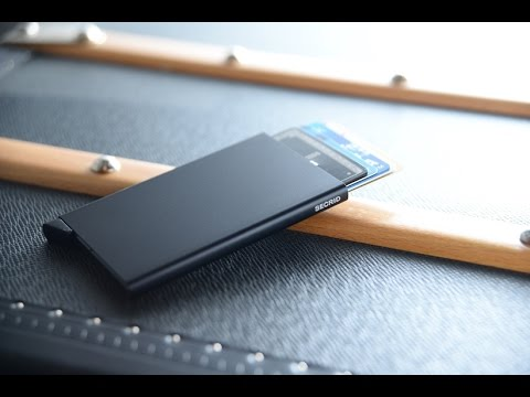 The Slim Automatic Wallet