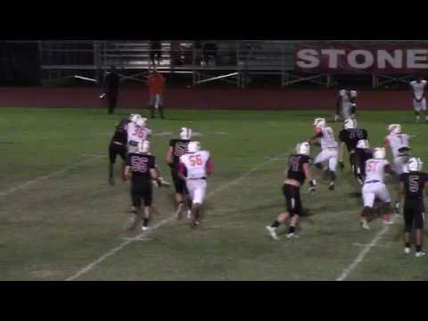 INSTANT REPLAY - BIG SACK! Bengals Joshua Pierre-Louis Late In The Game. HSPN SPORTS