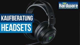 Headsets | Kaufberatung 2018/2019 | Alles Wissenswerte