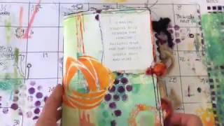 A New Handmade Art Journal