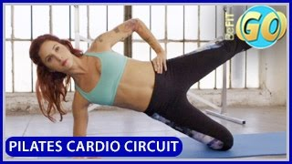 Pilates Cardio Circuit Workout: 15 Mins- BeFiT GO