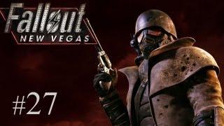 Fallout New Vegas прохождение с Карном. Часть 27