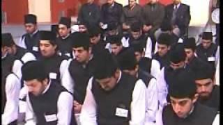 Talaba Jamia Kay Saath Aik Nashist: 17th December 2009 - Part 1 (Urdu)