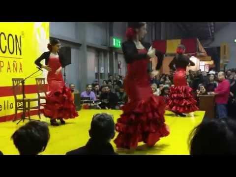 Flamenco 02 in Italia Milano