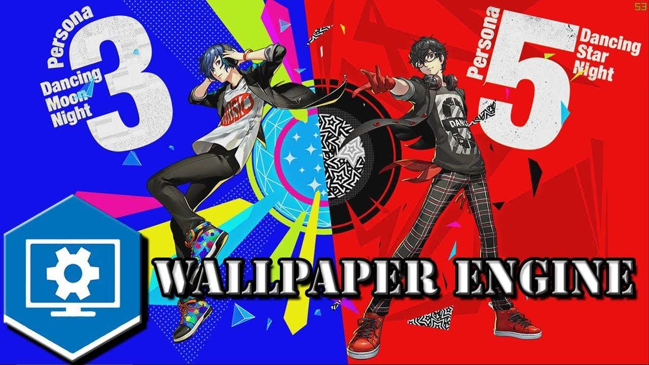 Persona 3 5 Dancing Night Theme Wallpaper Engine Youtube