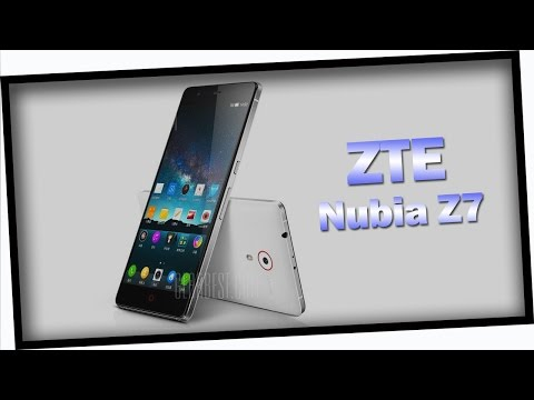 ZTE Nubia Z7 4G Phablet from GearBest.com