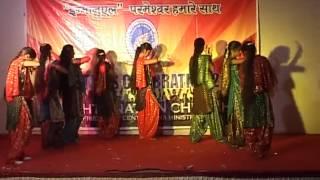 HINDI CHRISTMAS CAROL DANCE 5. BY  PRISCILLA ORPHANAGE CHILDREN MUMBAI INDIA
