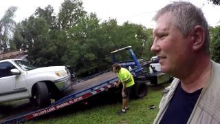 Как мы пережили ураган во Флориде