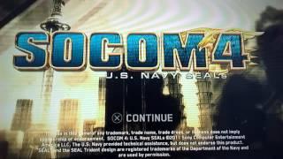 Socom 4 U.S NAVY SEALS #1