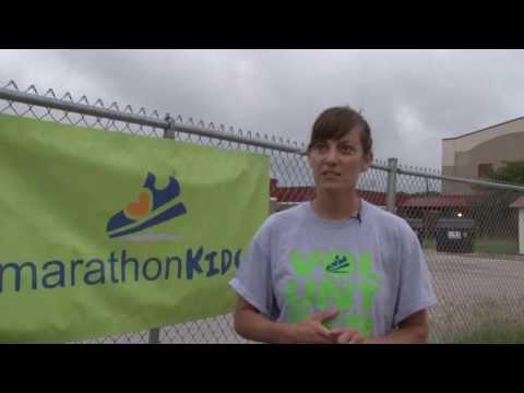 Forest North Runs With Marathon Kids - Round Rock ISD