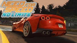 Need For Speed NO LIMITS ИСПЫТАТЕЛЬНЫЙ ПОЛИГОН FERRARI 812 SUPERFAST #2